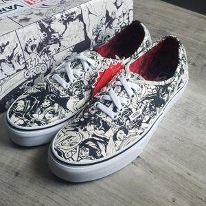 Vans Women of Marvel Authentic Skate Shoe